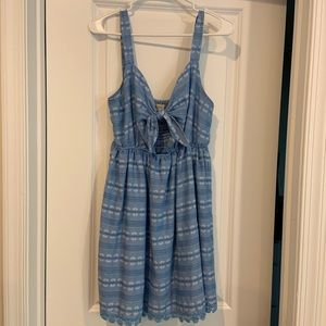 Altar'd State Tie-Front Dress Size M